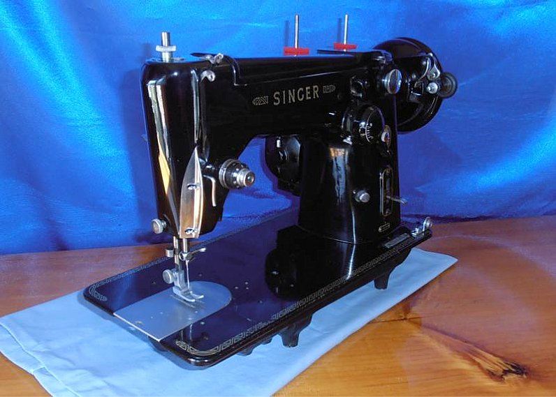 singer sewing machine 306w